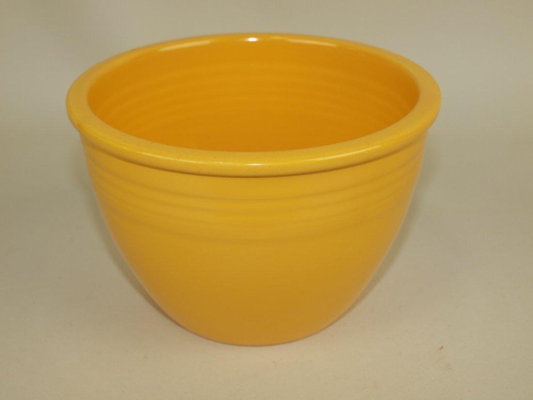 Fiesta #2 mixing bowl, yellow