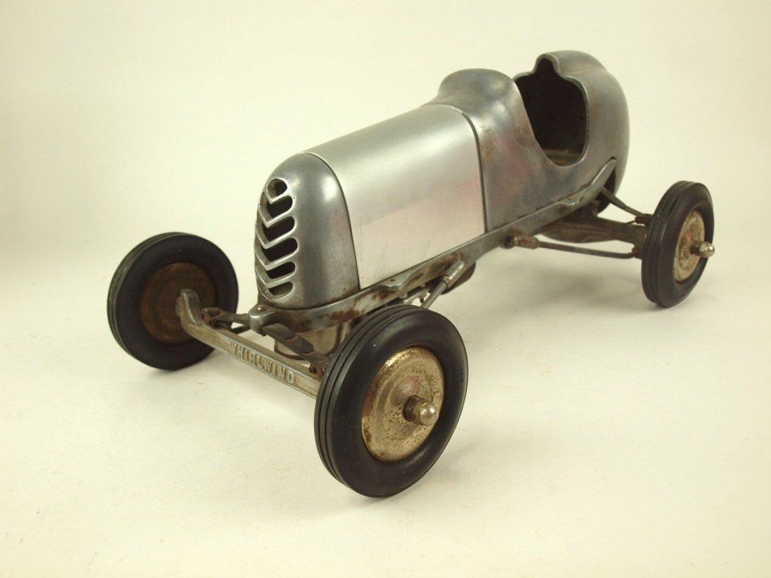 RARE Bremer Whirlwind Tether race car engine, 17 1/2""