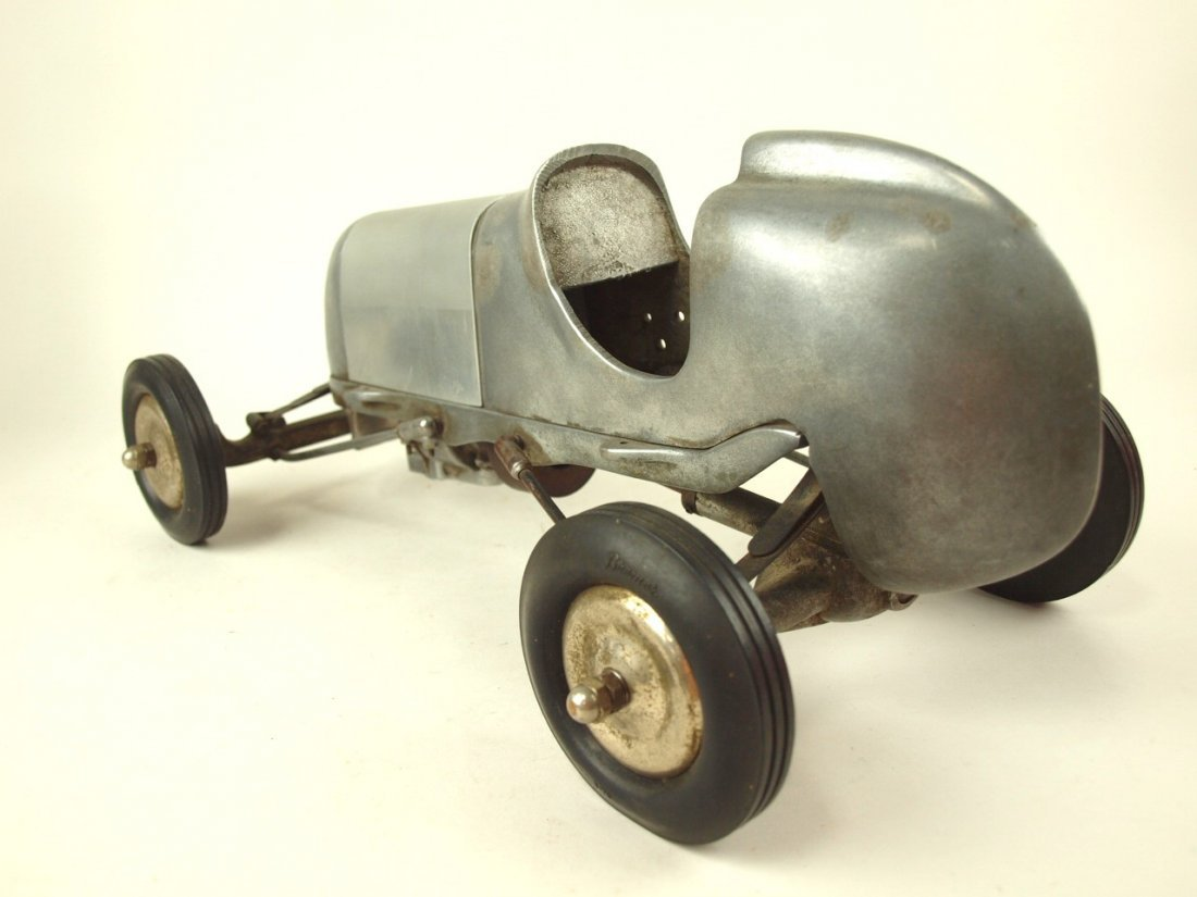 "RARE Bremer Whirlwind Tether race car engine, 17 1/2"" - 3"