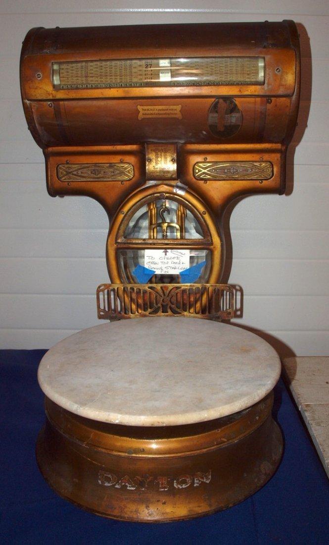 Dayton antique store scales