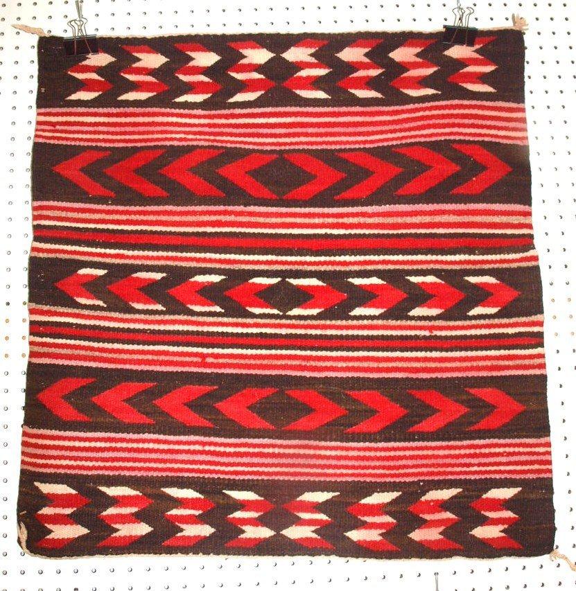 """Navajo Indian rug 30"""" x 30"""""""