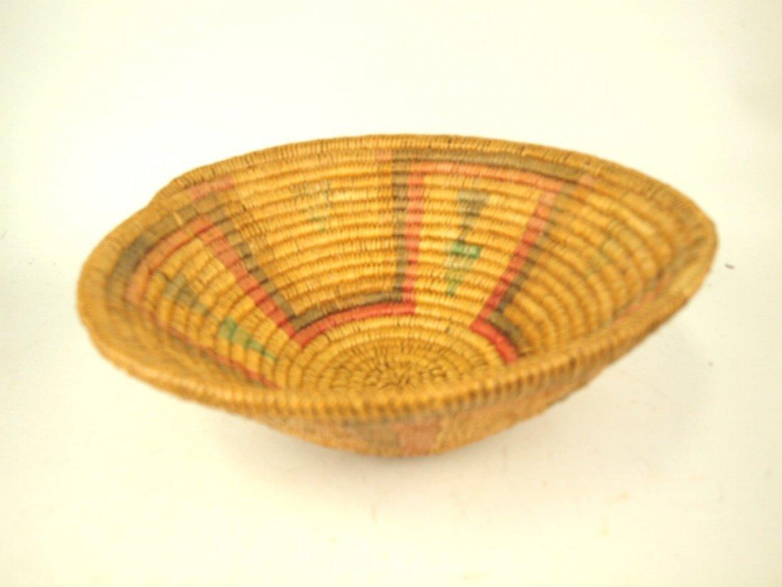 "Native American Indian basket 14"""