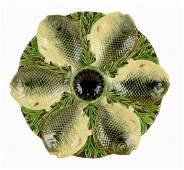 A Very Rare and Beautifully glazed Minton Majolica 6