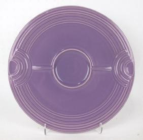 Fiesta Post 86 lilac RARE Johnathon Parry HLC lab chip