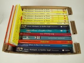 Box of 16 Fiesta & HLC reference books