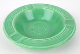 Fiesta ashtray, green