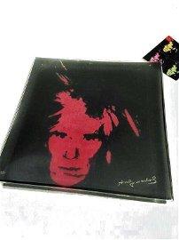 Andy Warhol | Rosenthal Studio 2011| Glass Plate | BOX