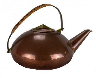 Carl Auböck II | Teapot | Model 3879