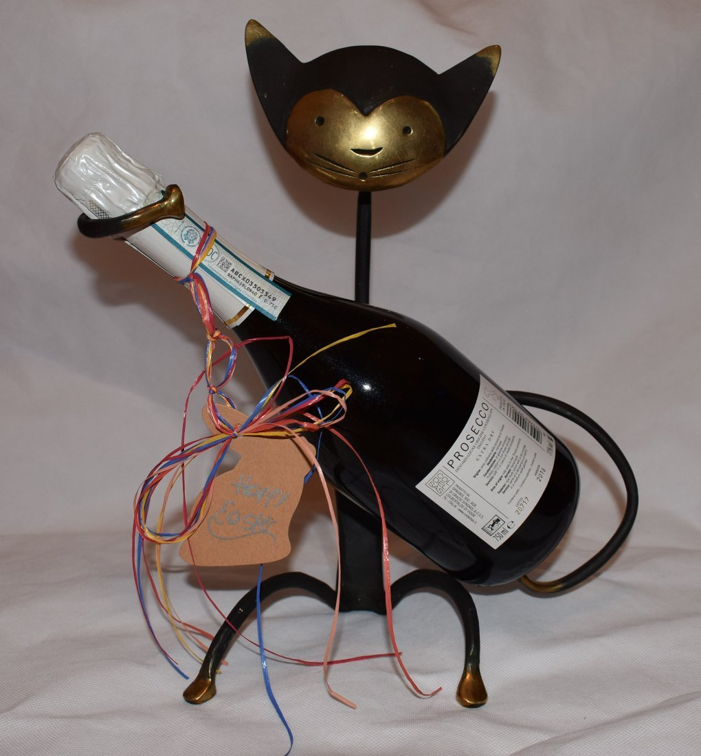 Walter Bosse | Cat | Wine Bottle Holder - 3