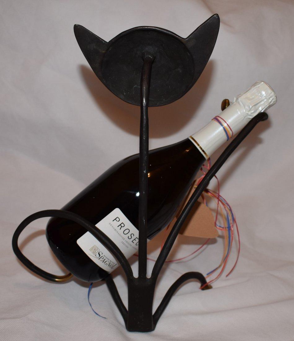 Walter Bosse | Cat | Wine Bottle Holder - 4
