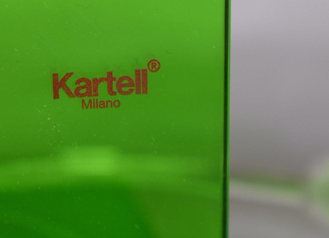 Kartell | Take Lamps | Pair | Green - 2