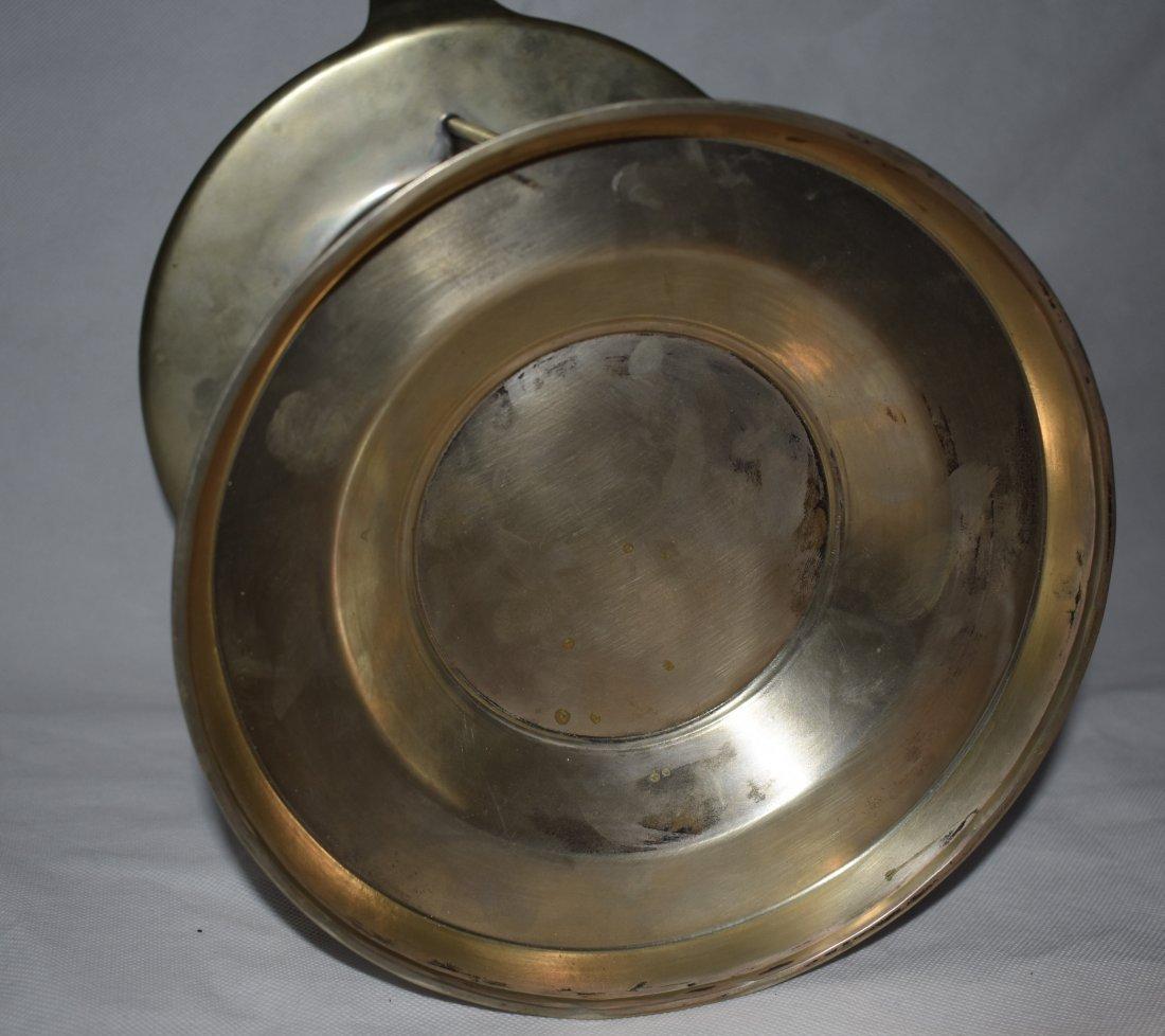 Centerpiece | Pierced metal | Glass - 2