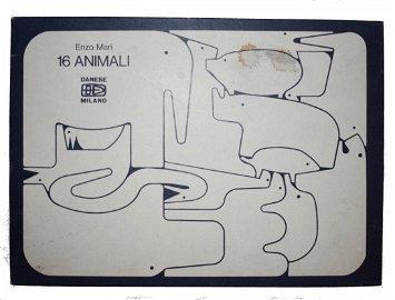 Danese | Enzo Mari | 16 animali