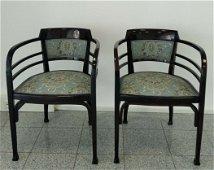 Pair Thonet | 6514 | Otto Wagner