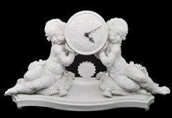 Meissen | Mantle Clock | Paul Scheurich