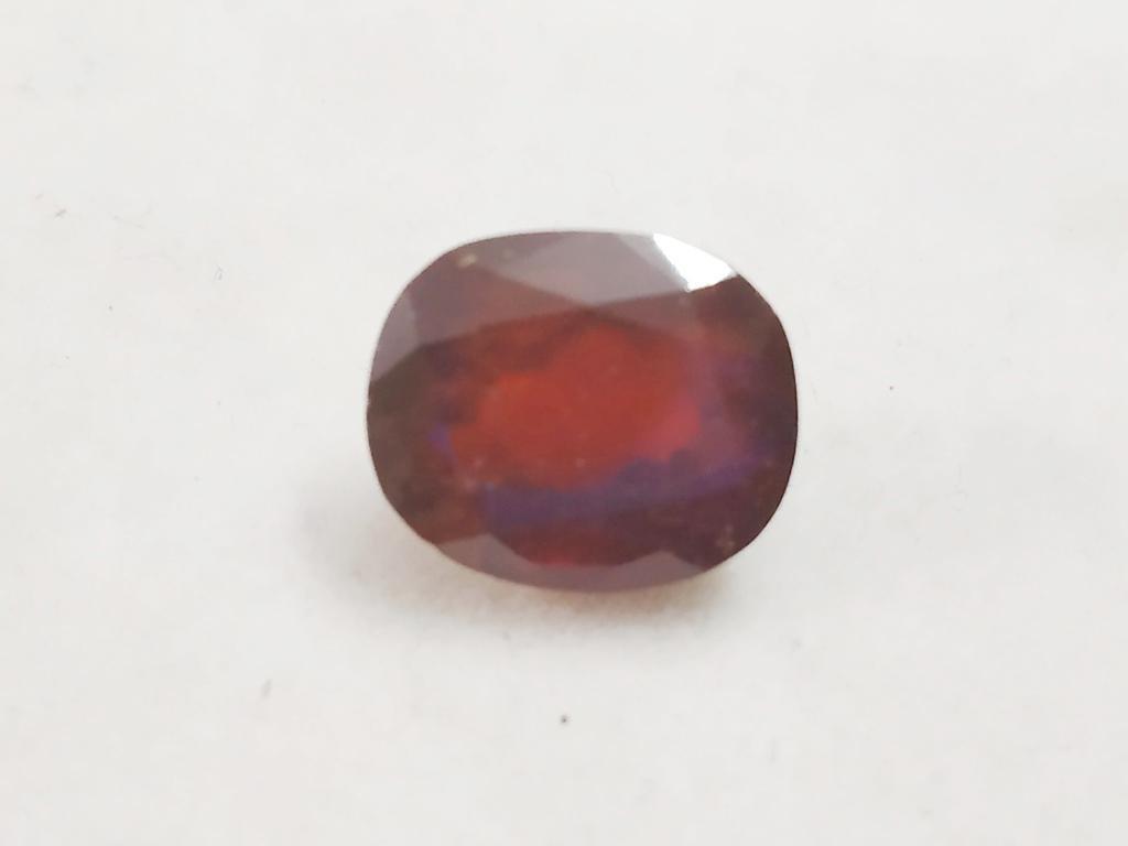4.80 ct Natural Oval Hessonite Garnet