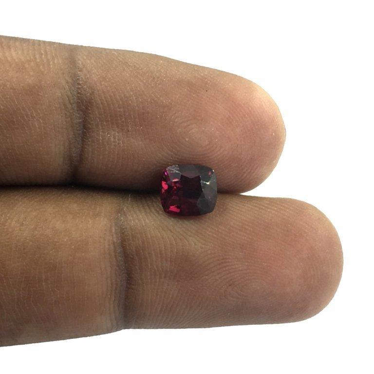 1.64 Carats Natural Unheated Garnet - 6