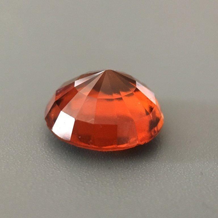 8.03 Carats Natural Garnet - 2
