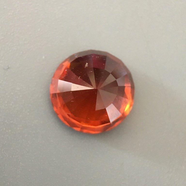 8.03 Carats Natural Garnet - 3