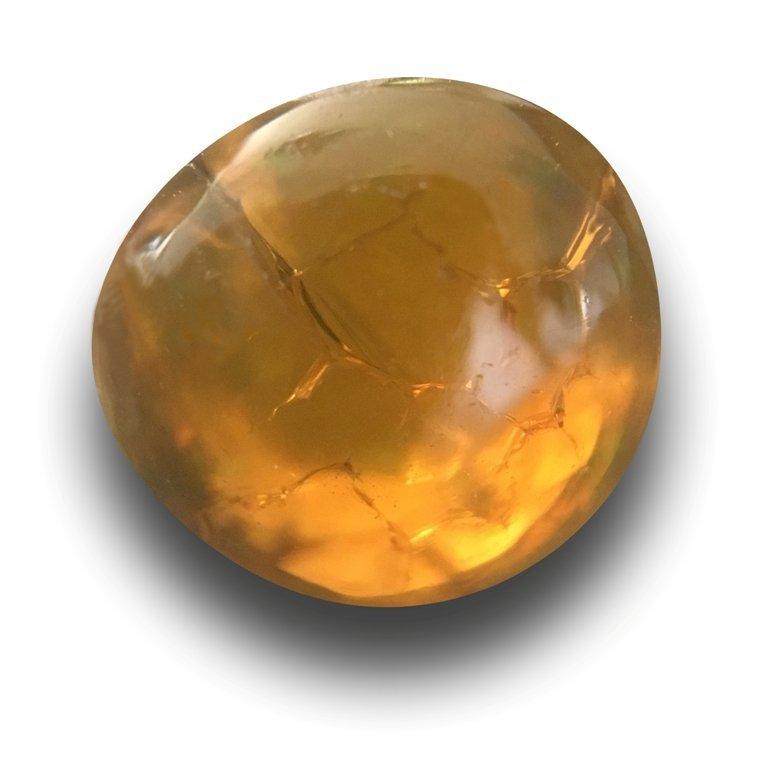 3.23 CTS  Natural Green - Yellow Opal