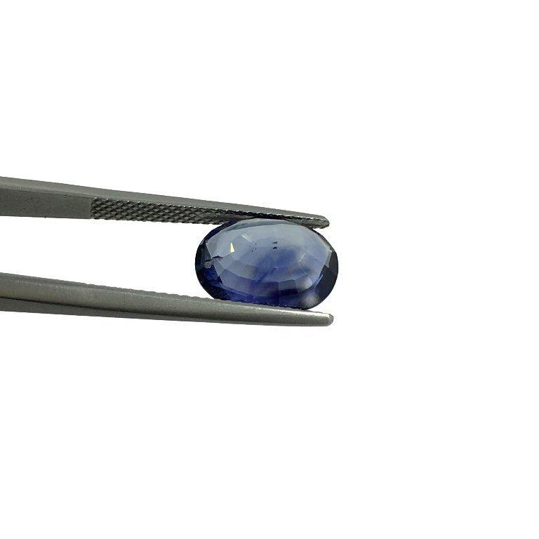 4.10 Carats | Natural Blue Sapphire - 5