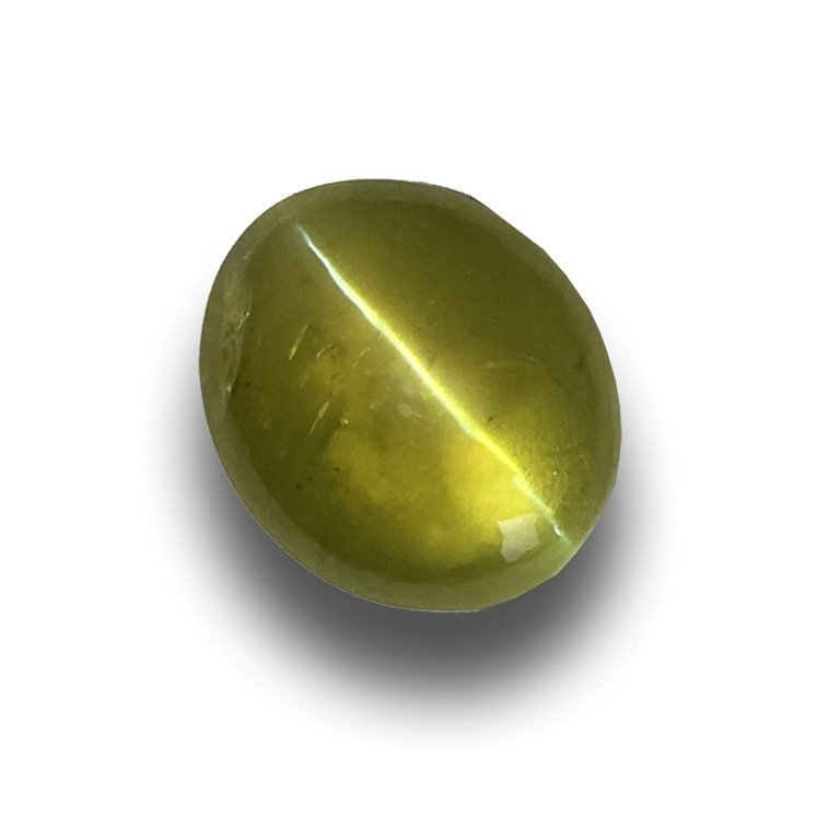 3.93 Carats  Natural Unheated Chrysoberyl Cat's