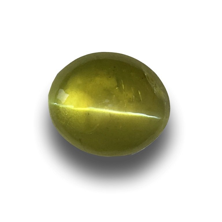 3.93 Carats  Natural Unheated Chrysoberyl Cat's - 2