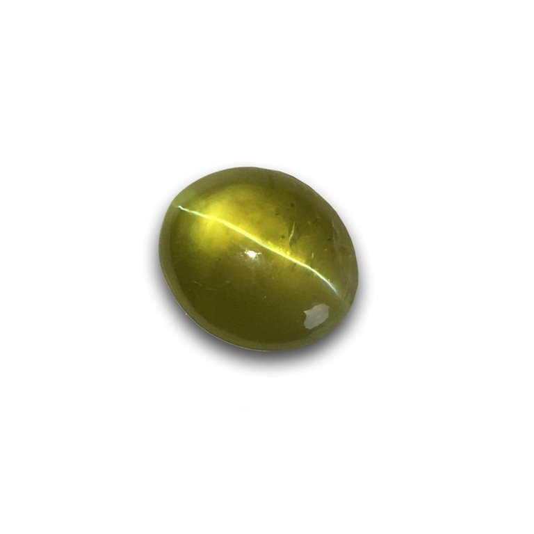 3.93 Carats  Natural Unheated Chrysoberyl Cat's - 3
