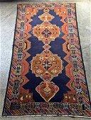 Oriental  Rug Baloch Tribe Style Handmade For Area Rug