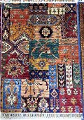 Oriental Hand Woven KAZAK Rug