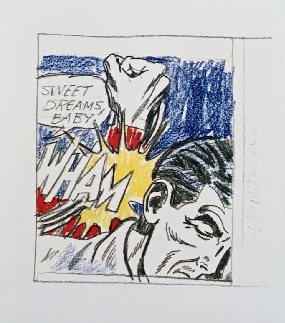 Sweet Dreams Baby, Offset Lithograph (Small), Roy