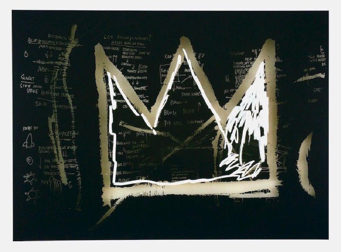 Tuxedo (1982-83), Giclee, Jean-Michel Basquiat