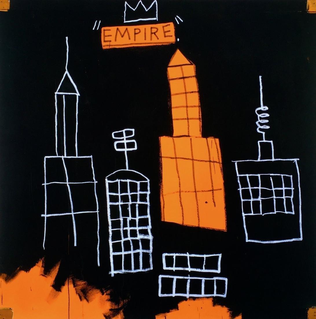 Mecca (1982) , Giclee Print, Jean-Michel Basquiat