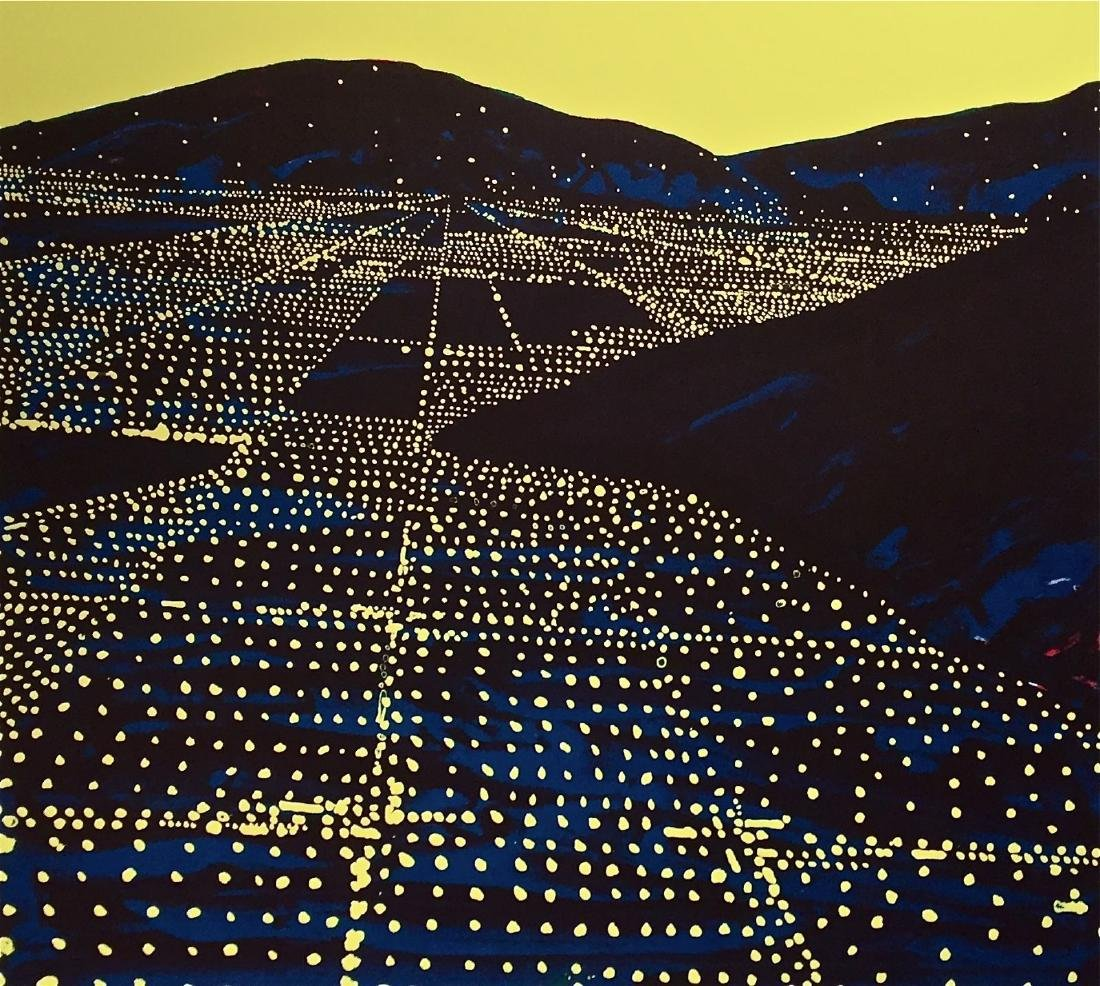 Hallelujah II, 1988 Limited Edition Lithograph, Peter