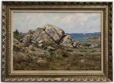 Lewis Henry Meakin (British-American, 1850-1917),