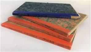 """Complete Four Volume Set of La """"Guirlande de Paris"""""""