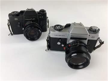Leicaflex SL and Leicaflex SL2 with Summicron 1:2/50mm