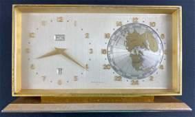 Tiffany & Co. World Desk Clock