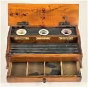 Early 19th Century Writing Box