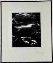 Brett Weston (Am., 1911-1993), Car Reflections
