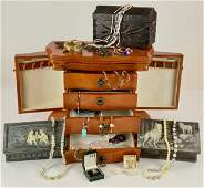 Substantial Collection of Costume Jewelry
