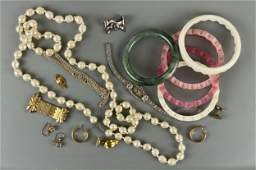 Collection of Costume and Gold Filled Jewelry