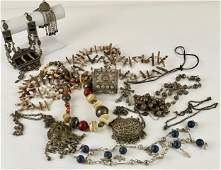 Large Collection of Southeast Asian Jewelry