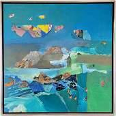 """Syd Soloman (1917-2004), """"Shore Serenade"""""""