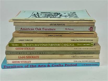 Stickley & Arts & Crafts Literature