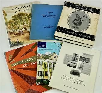 Literature on Kentucky Decorative Arts