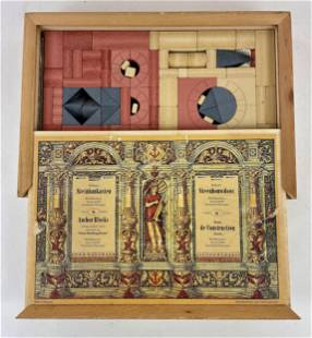 Boxed Set of Richter's Anchor Blocks in Stone