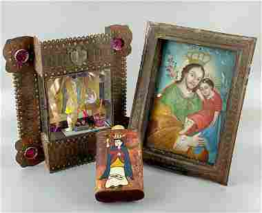 Mexican Devotional Objects