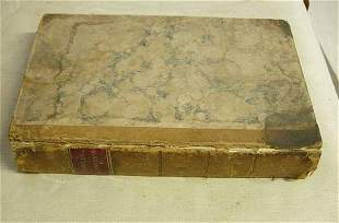 Lot of 2 books Proceedings & debates of the Convent