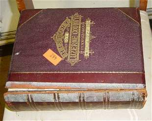 History of Luzerne County Illustrated 1893 HC Brads